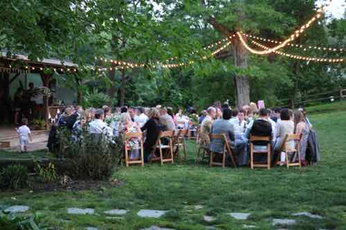 Farm weddings long island wedding venues benners farm junglespirit Image collections